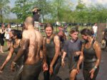 Sfeerfoto deelname Wyckaert Strong Viking Obstacle Run - editie 2018